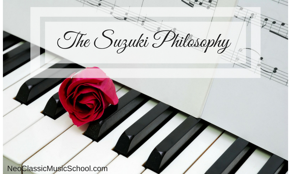 The Suzuki Philosophy (1)