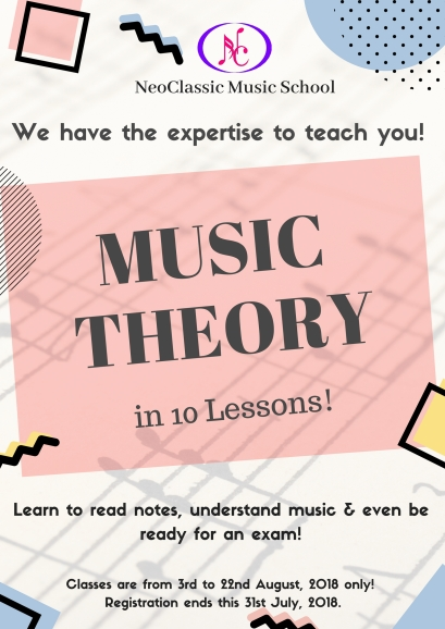 Music Theory in 10 Lessons (2)