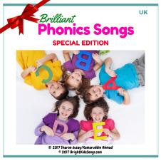BrightKidzSongs Phonics Songs Mega Bundle